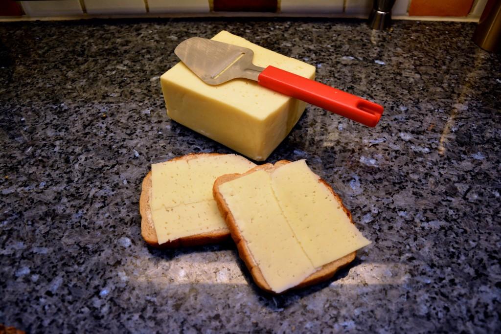 Mild men ändå smakrik ost som passar hela familjen