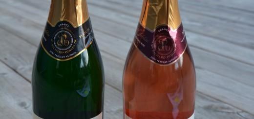 Lansering av Champagneexperten Richard Juhlins rosébubbel