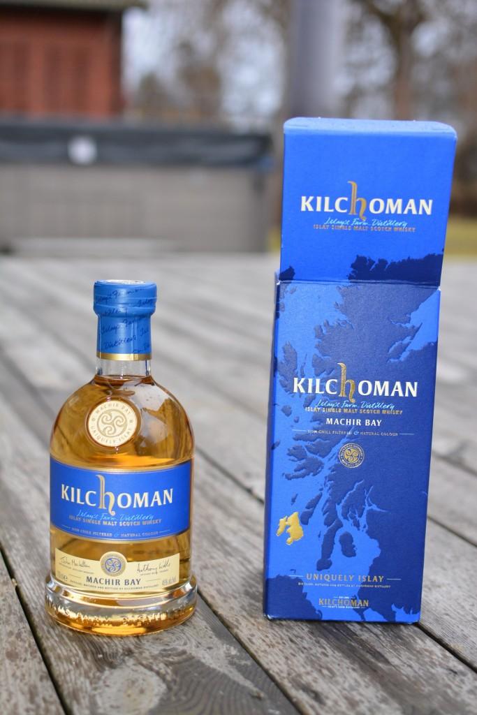 Kilchoman Machir Bay en superstar bland whiskeysorter
