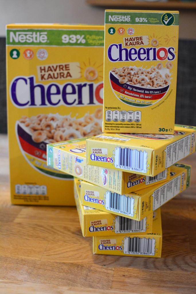 Havre Cheerios från Nestlé