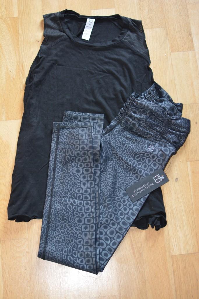 Träningskläder från Bodylanguage