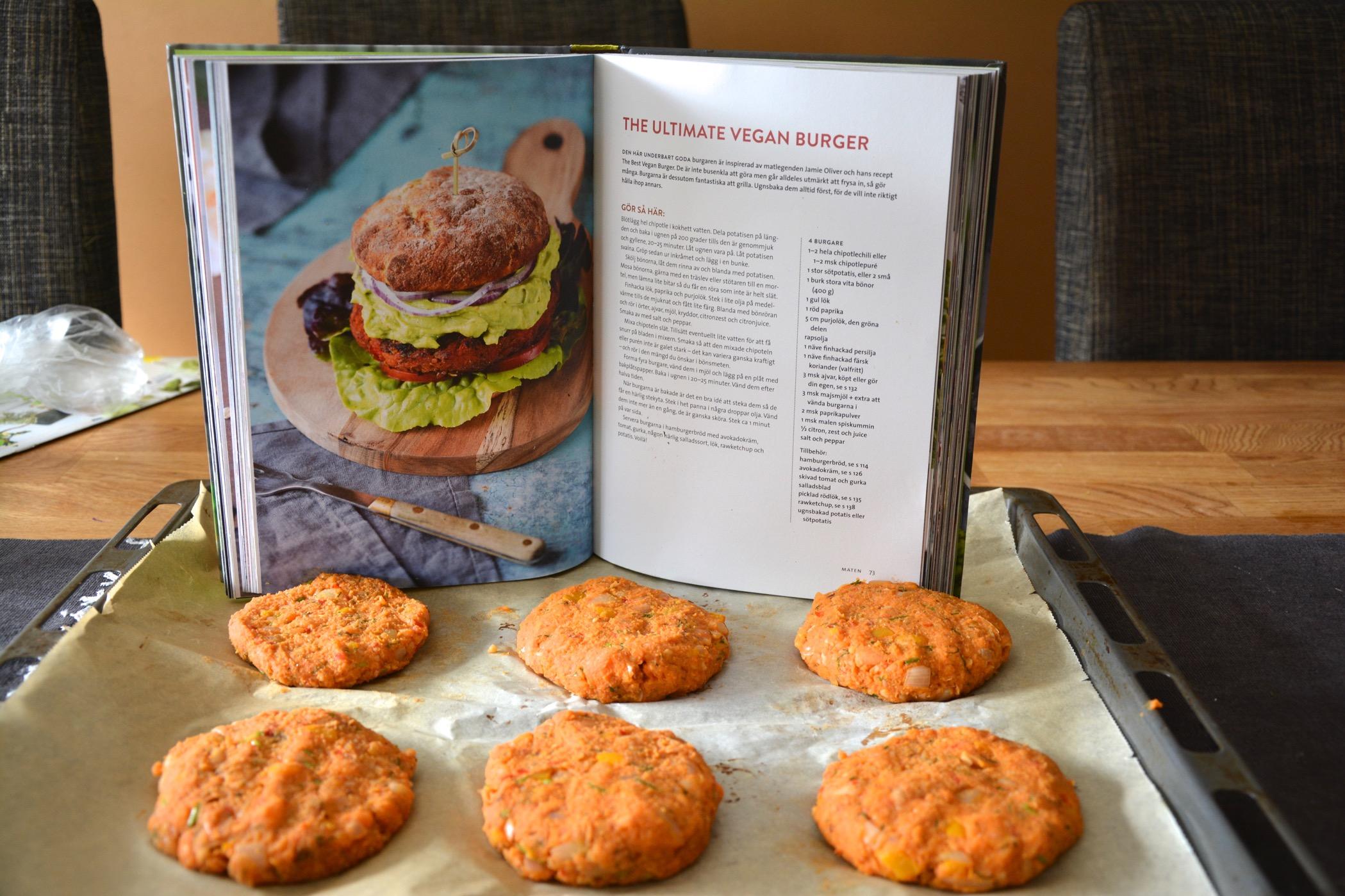 sötpotatis recept vegan
