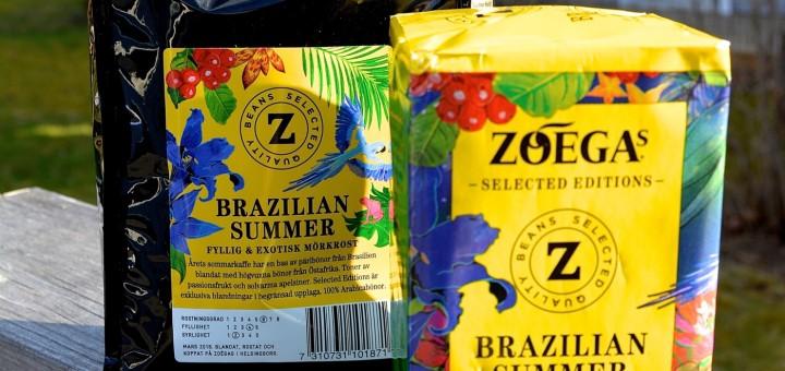 Jessica tipsar - Brazilian Summer från Zoégas