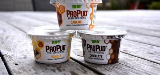 Nyttigt mellanmål ProPud Proteinpudding