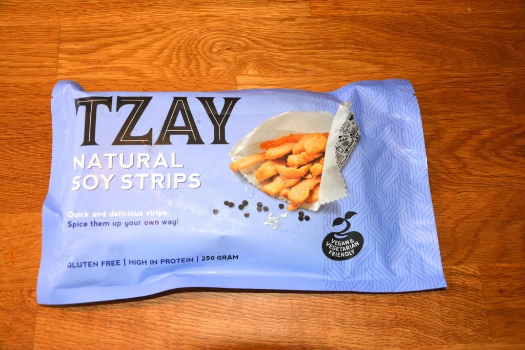 TZAY Natural Soy Strips