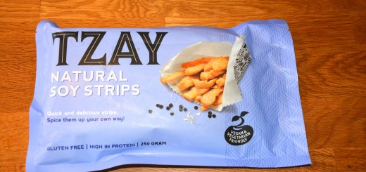 TZAY Natural Soy Strips