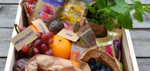 Hälsosamma mellanmål för vuxna