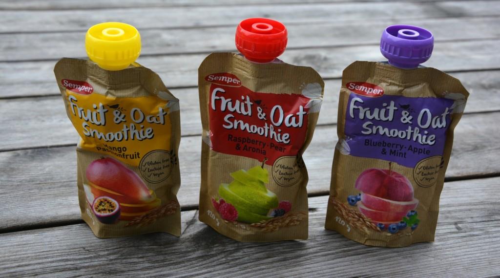 Fruit & Oat Smoothie