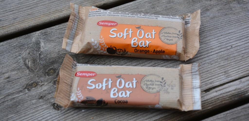 Soft Oat Bar