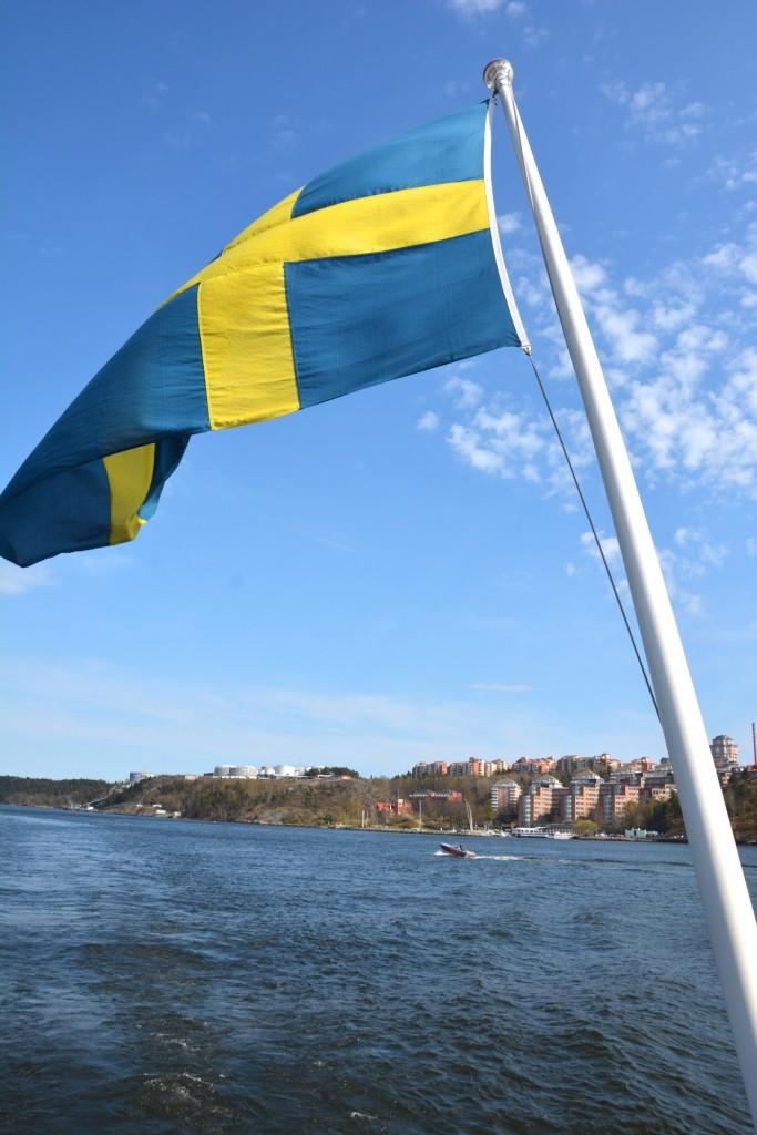 Stockholm från sin bästa sida!
