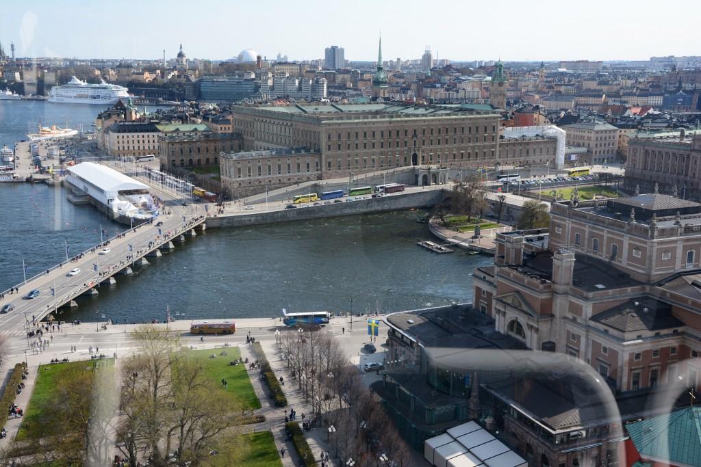 Stockholm i vårt hjärta!