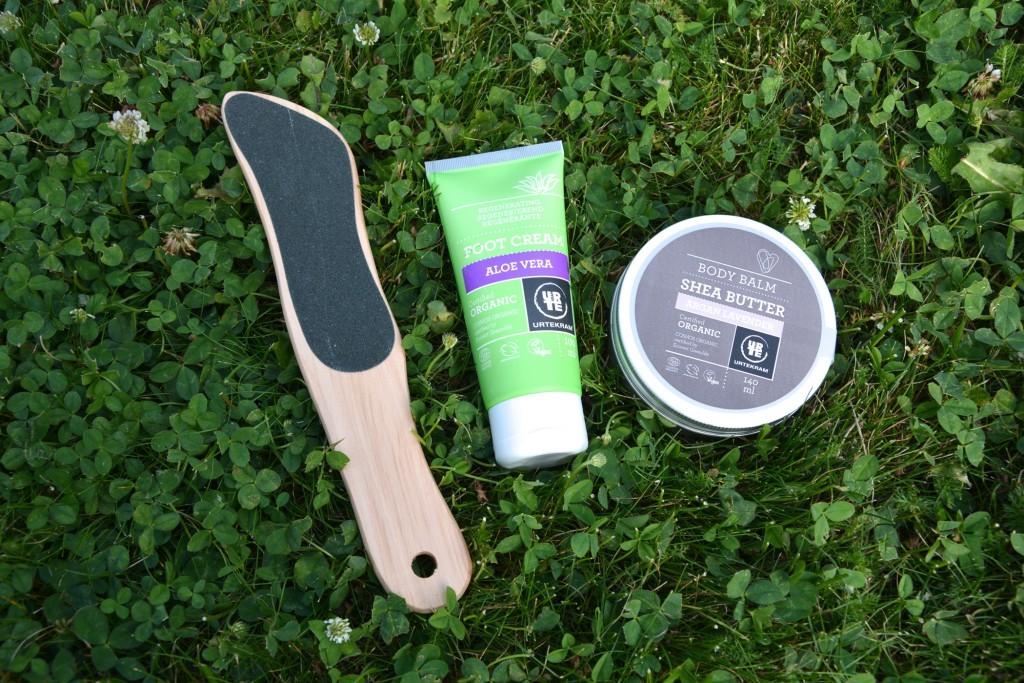 Välbehövliga produkter från Urtekram