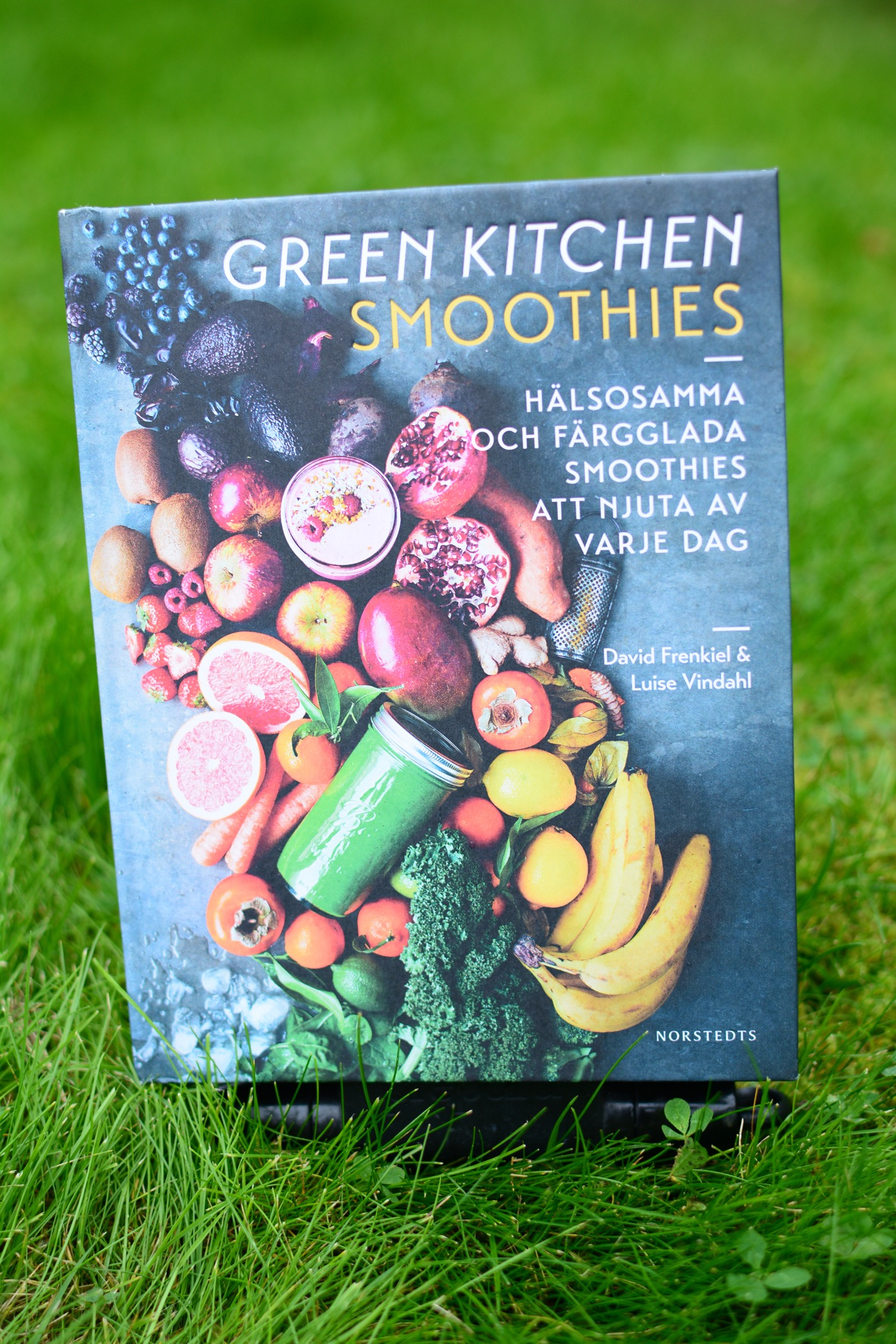Green Kitchen Smoothies, Green Kitchen Stories, Norstedts