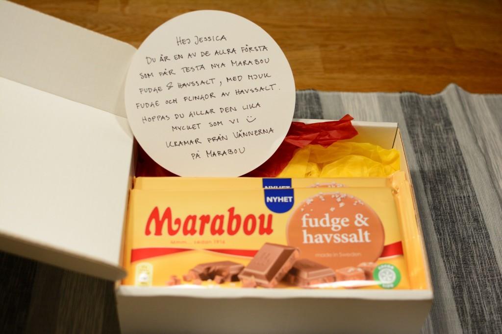 Marabou Fudge & Havssalt