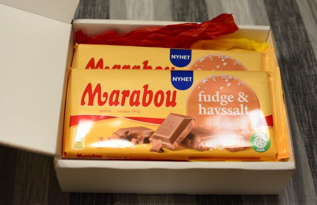 Senaste nyheten från Marabou.
