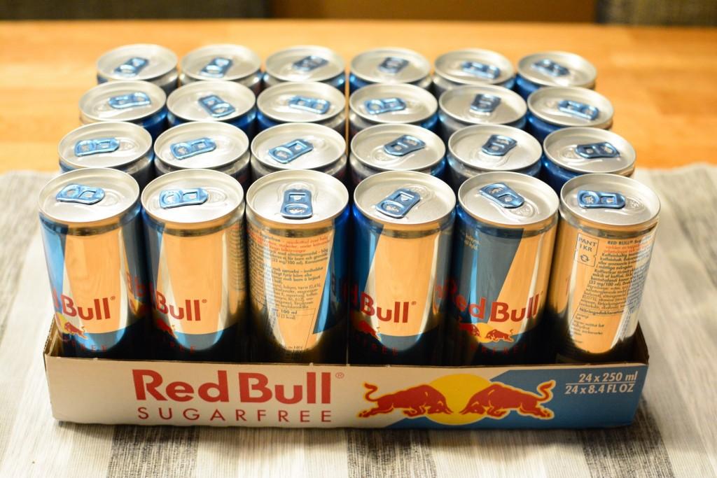 Red Bull ger dig vingar