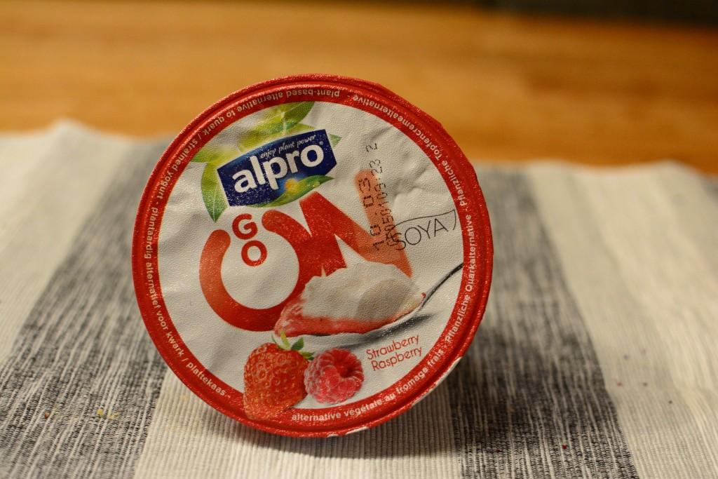 Alpro Go On Jordgubb/hallon