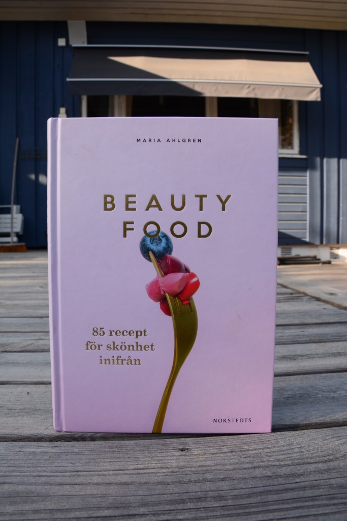 Beautyfood av Maria Ahlgren.
