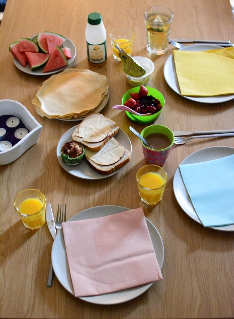 Vems frukost kommer smaka bäst?