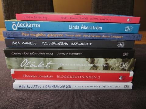 Böcker från Idus förlag