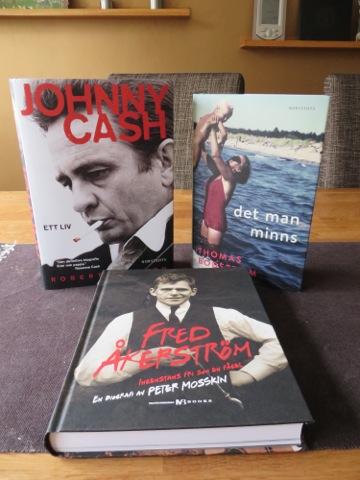 Johnny Cash, Thomas Bodström och Fred Åkerström