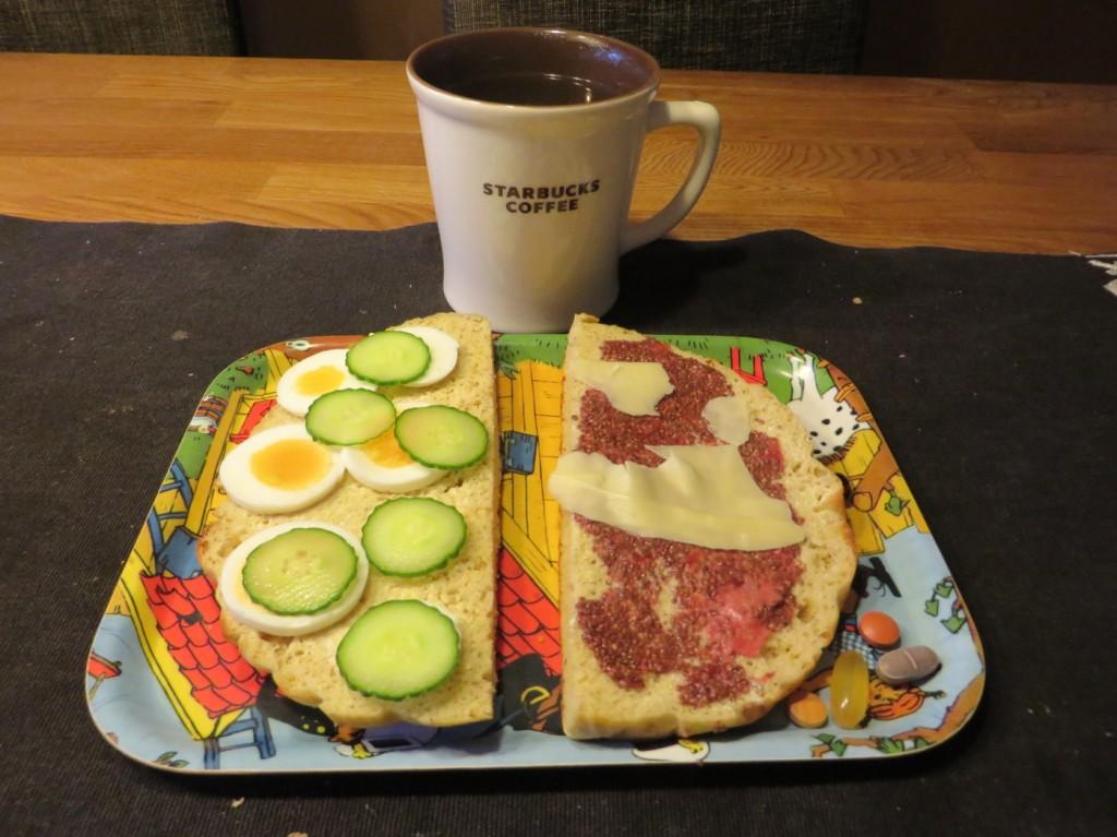 Nyttig och god frukost