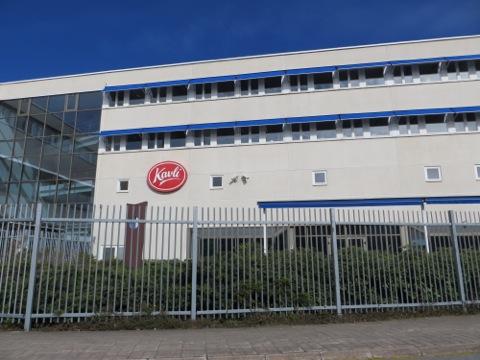 Kavlis fabrik i Älvsjö