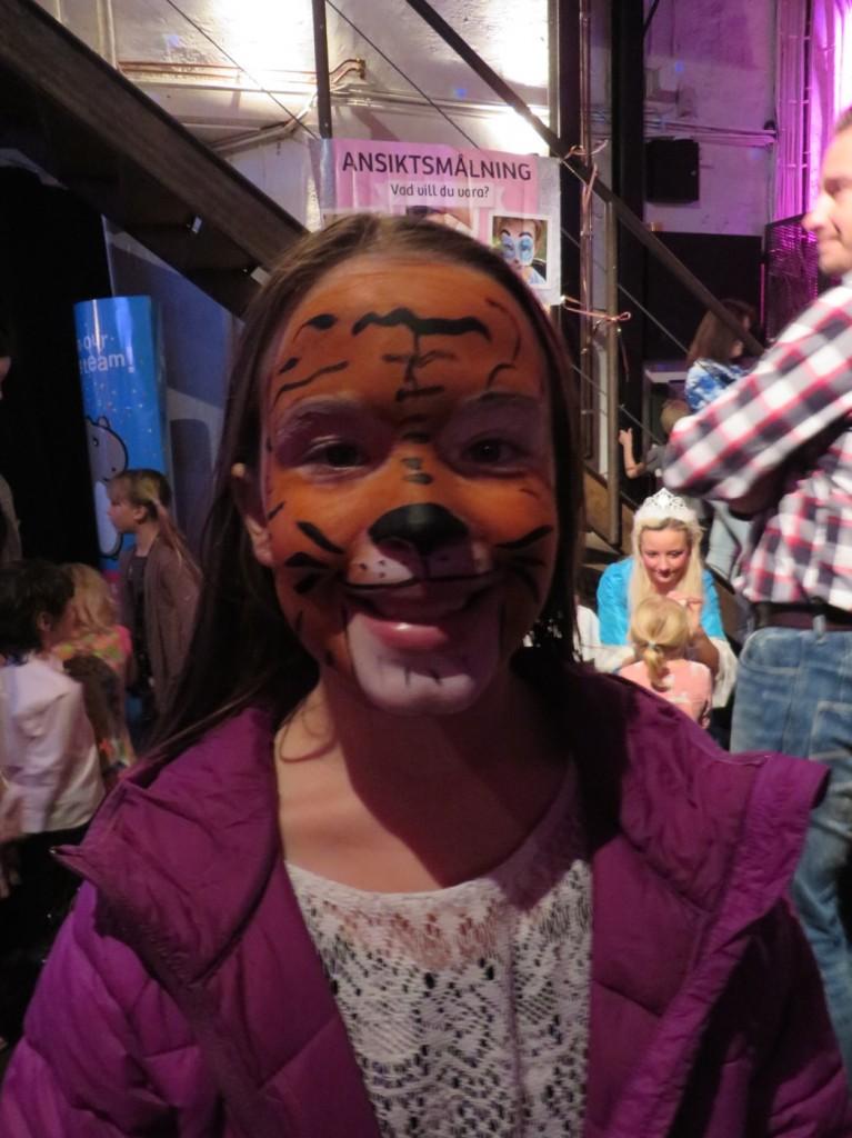 En tiger?