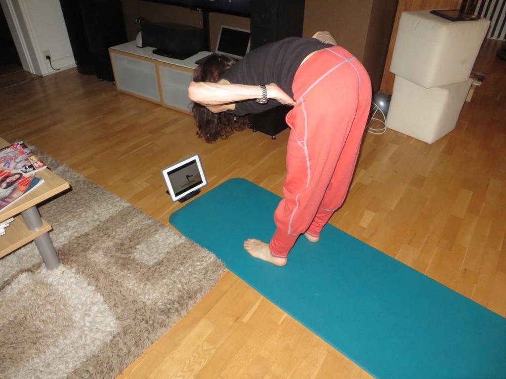 Liknar det yoga?!