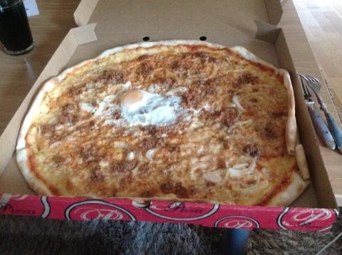 Hämtpizza