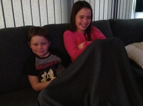 Filmmys i tv-soffan