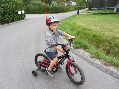 Gustaf cyklar