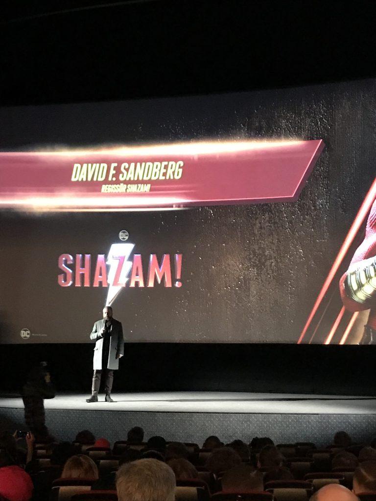 Shazam - här är svenska regissören David F Sandberg