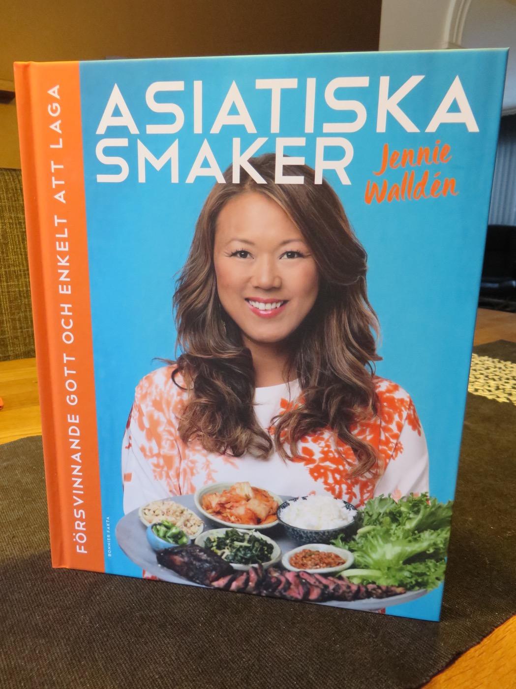 Asiatiska smaker av Jennie Walldén