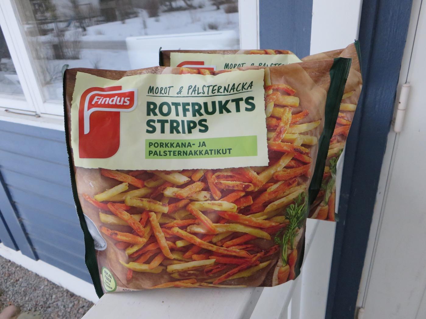 Findus Rotfruktsstrips