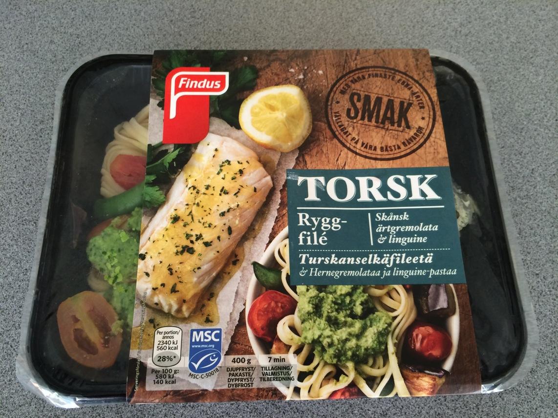 SMAK Torsk