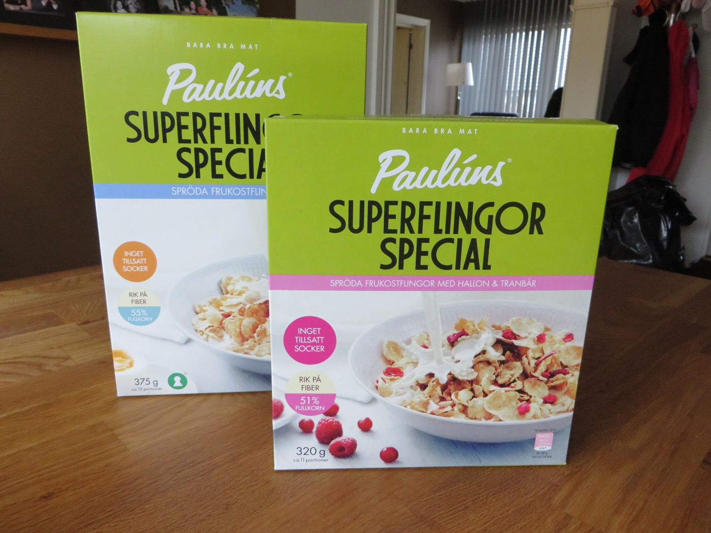 pauluns superflingor special