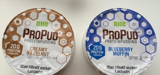 Nya smaker på ProPud Proteinpudding