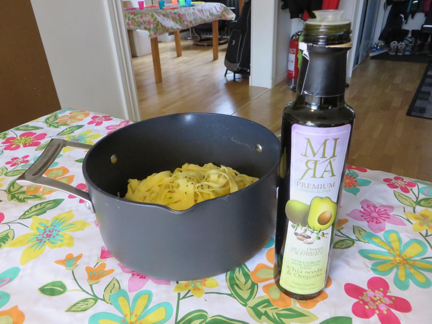 Högklassig avokado-olja från Mira/Beriksson