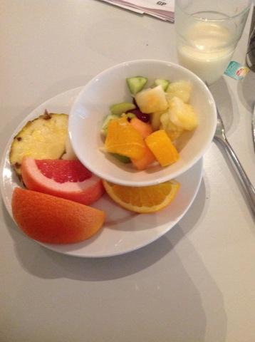 Frukt är gott!
