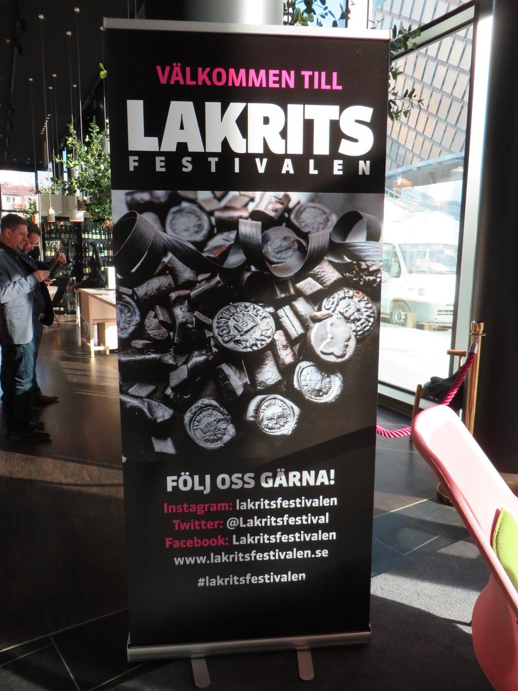 Välkommen till Lakrits- och glassfestivalen 2015