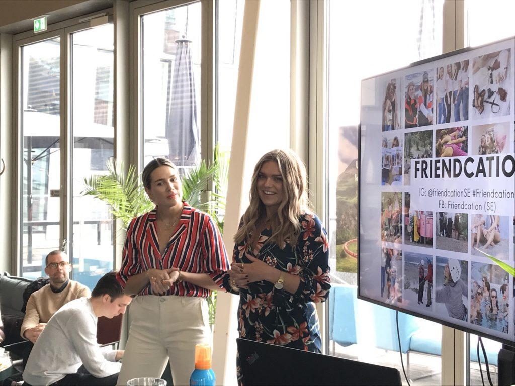 Joanna och Louise berättar om sitt fantastiska kvinnliga community Friendcation som bland annat också ordnar resor ni inte vill missa!