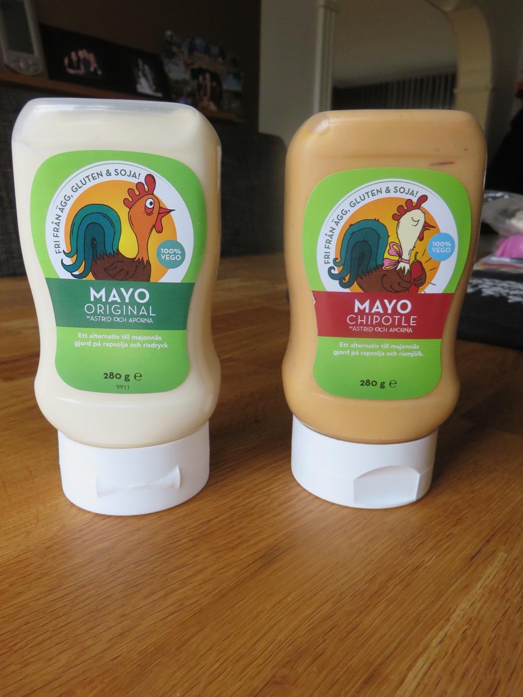 Astrid & Aporna Mayo