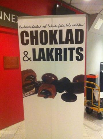 Välkommen på Lakritsfestivalen 2013