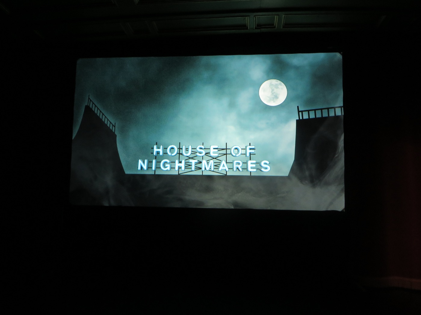House of Nightmares - nyhet för 2015