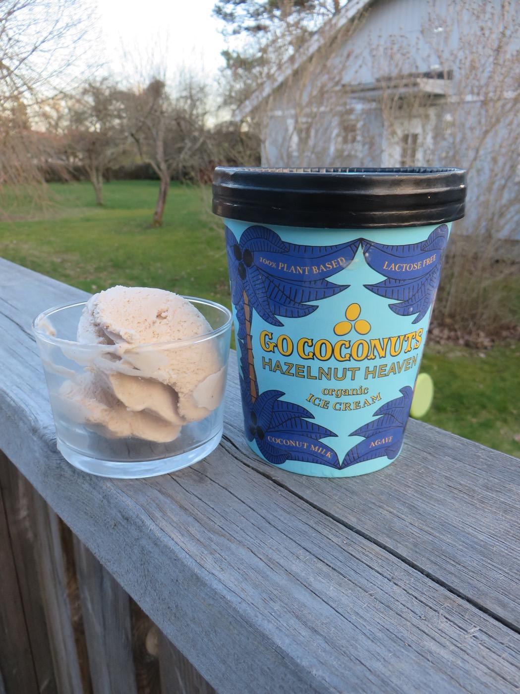 En glass som ger smak av himmelriket!