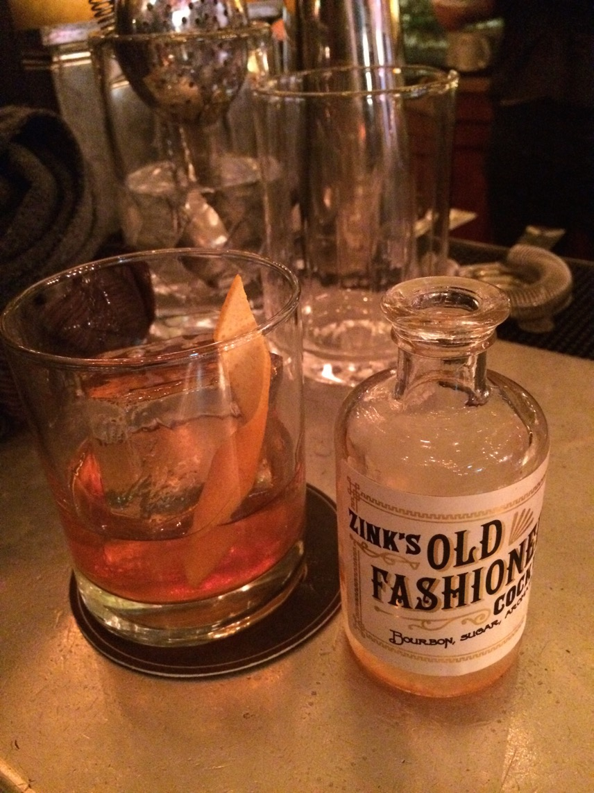 Zinks egna Old Fashioned