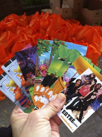 Välkommen till Nickelodeondagen 2013 på Skansen