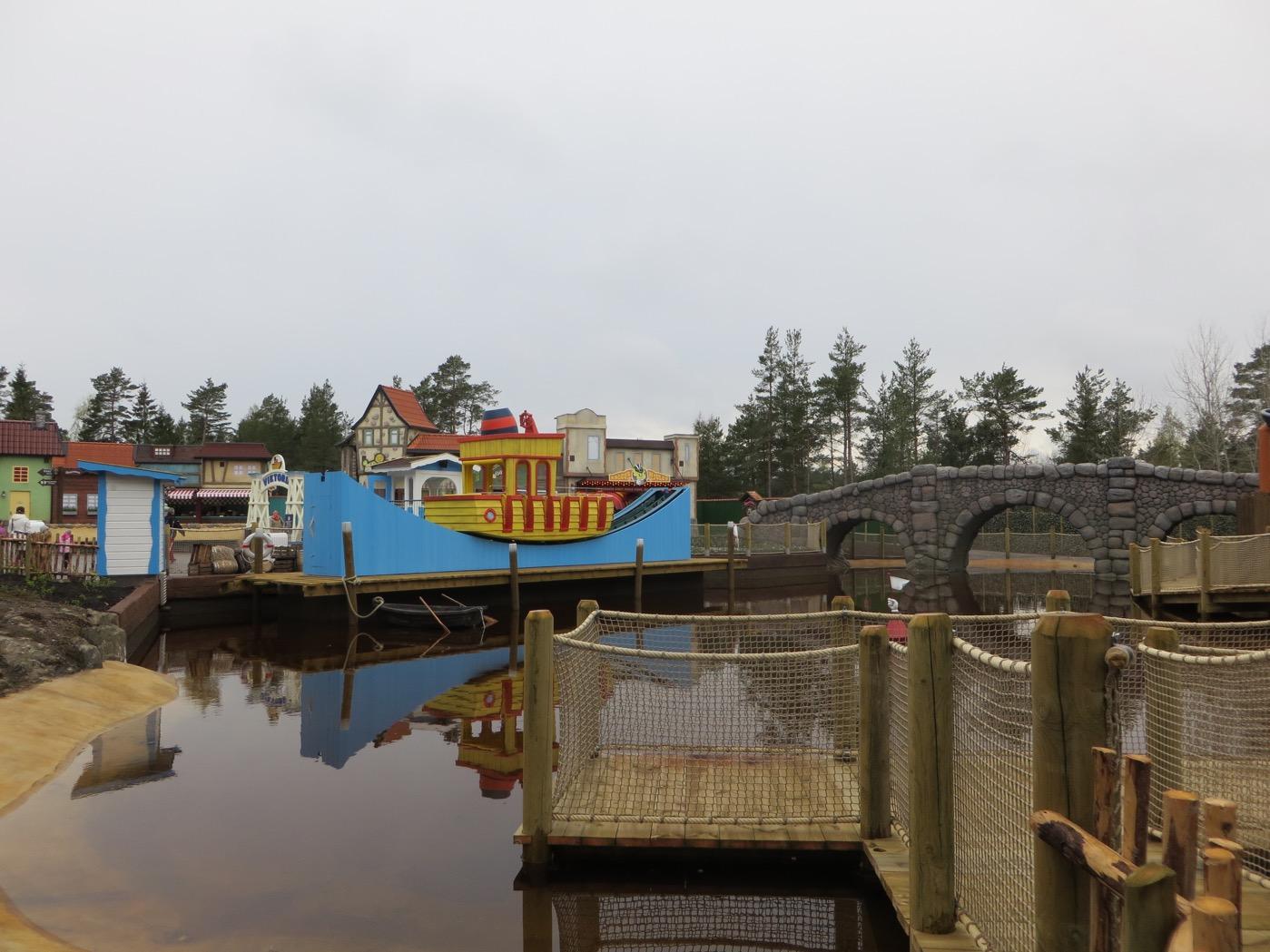 Viktoria - Bamses gungande skepp.