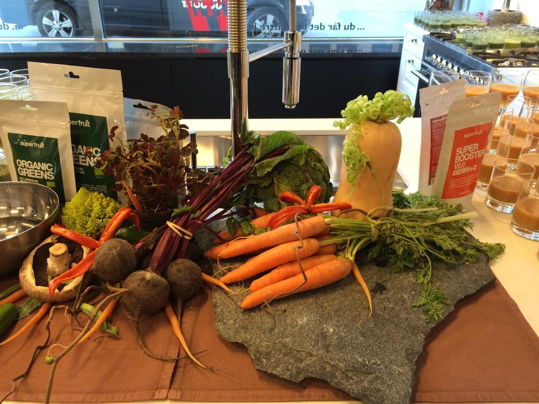 Raw food är en rådande mattrend, här för att stanna?